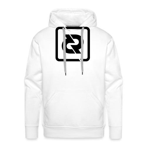 REFLUXED LOGO 2017 SYMBOL - Mannen Premium hoodie