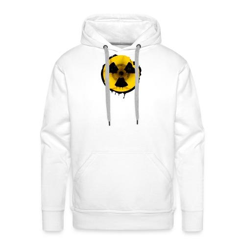 Radioaktives Tschernobyl-Schild - Männer Premium Hoodie