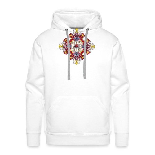 The LJL Hellraiser - Men's Premium Hoodie