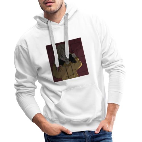 Emy - Sweat-shirt à capuche Premium pour hommes