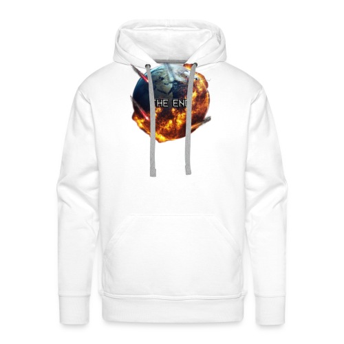 The ind - Sweat-shirt à capuche Premium pour hommes