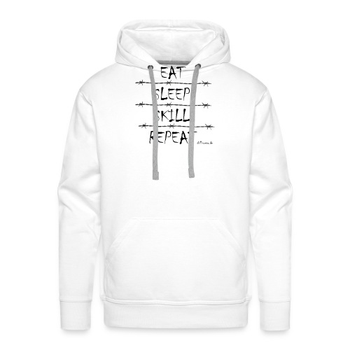 Eat Sleep Skill Repeat - Männer Premium Hoodie