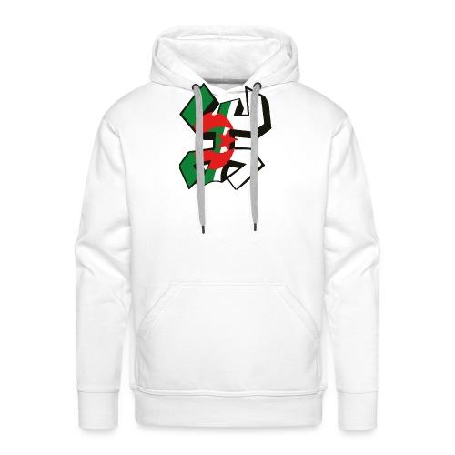 algérien - Sweat-shirt à capuche Premium pour hommes