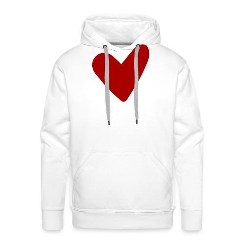 f15 - Sweat-shirt à capuche Premium pour hommes