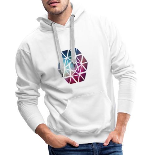 diseño de figuras - Sudadera con capucha premium para hombre