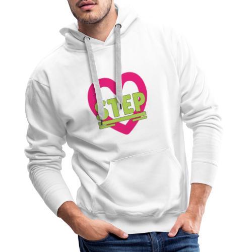 lovestep - Men's Premium Hoodie