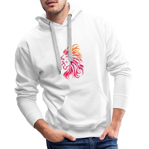 Tyrolyon - Sweat-shirt à capuche Premium pour hommes