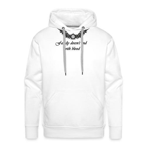 Supernatural Family Jumper - Men's Premium Hoodie