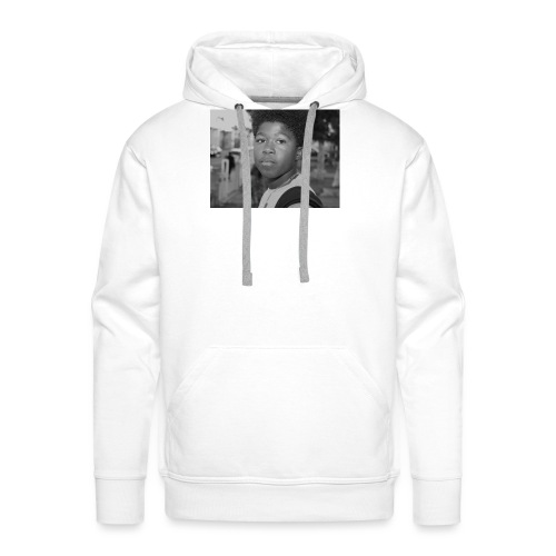 Just your average nigga - Men's Premium Hoodie