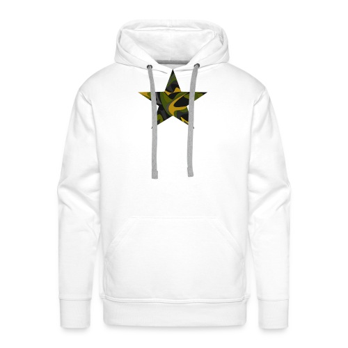 Weird Star - Männer Premium Hoodie