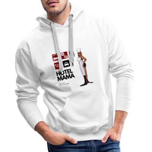 Hotel Mama - Männer Premium Hoodie