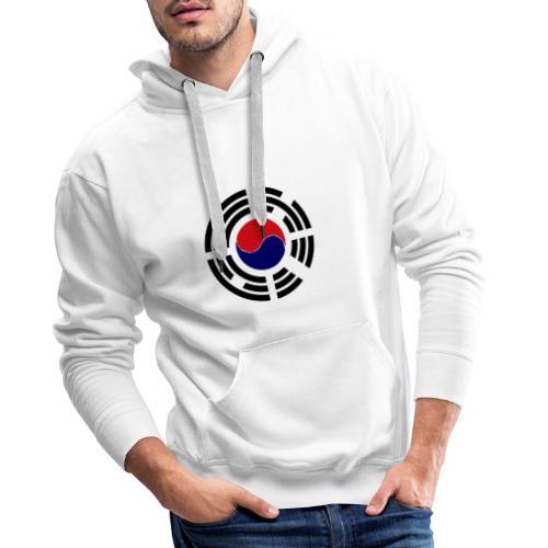 Korea - Männer Premium Hoodie