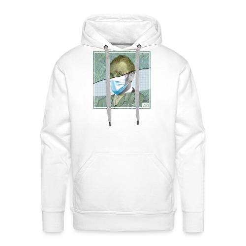 Vincent Van Covid - Sweat-shirt à capuche Premium pour hommes