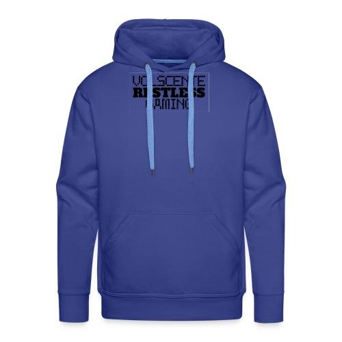 Volscente Restless Logo B - Felpa con cappuccio premium da uomo
