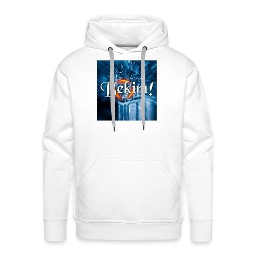 Bekim! Logo 2 @bekimmusic Musician Fan Merchandise - Männer Premium Hoodie