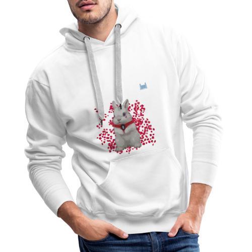 Chic Bunny - Men's Premium Hoodie