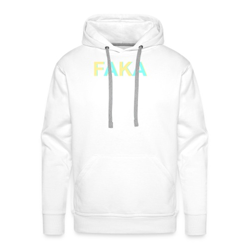 design 2 - Mannen Premium hoodie