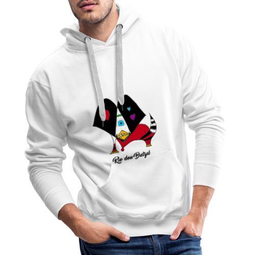 Rio dou Bretzel - Sweat-shirt à capuche Premium pour hommes