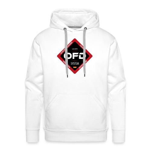 OFD Logo final - Männer Premium Hoodie