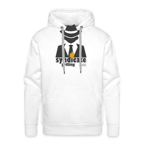 Syndicate Grilling - Mafia Grillshirt - Männer Premium Hoodie