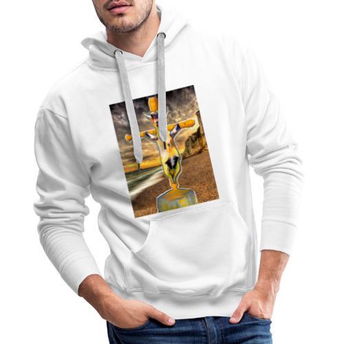 Améno croix - Sweat-shirt à capuche Premium pour hommes