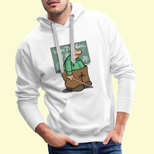 DIRKJAN VanDruten - Mannen Premium hoodie