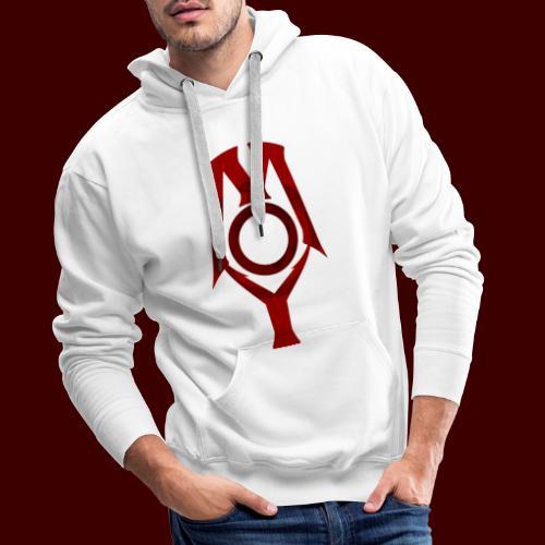 World Y - Sweat-shirt à capuche Premium pour hommes