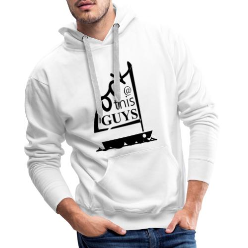 Look At This Guys ! - Mannen Premium hoodie