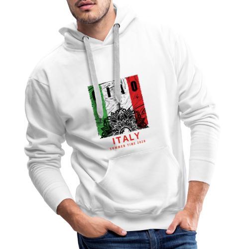 SUMMER 2020 T-shirt - Men's Premium Hoodie