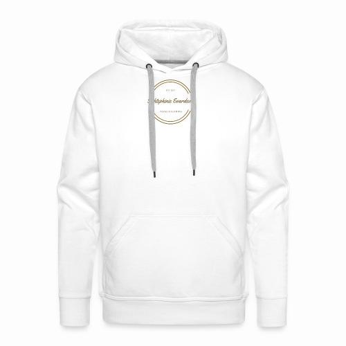 Schtephinie Evardson Premium Range - Men's Premium Hoodie
