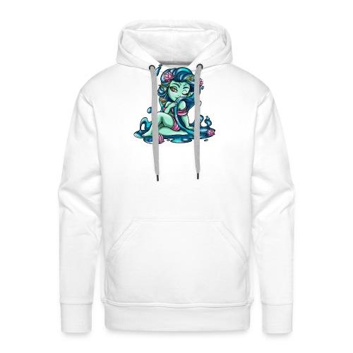 Zodiac Sign : Fish - Sweat-shirt à capuche Premium pour hommes