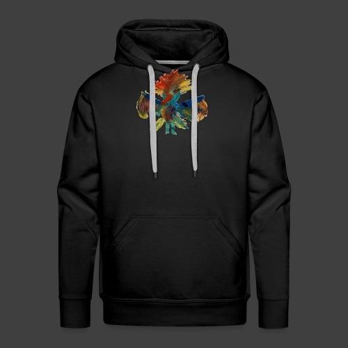 Mayas bird - Men's Premium Hoodie