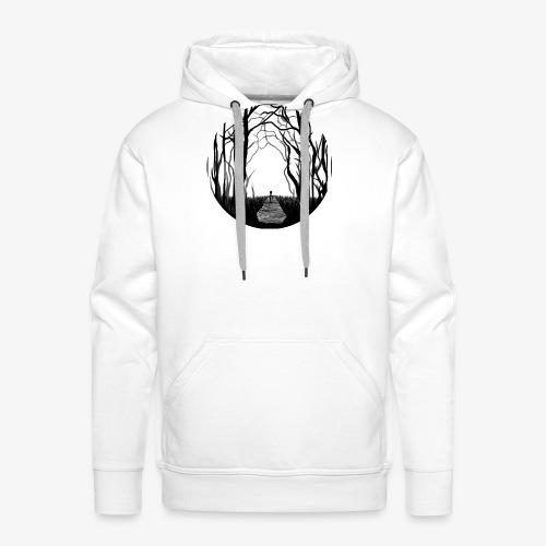 Foret - Sweat-shirt à capuche Premium pour hommes