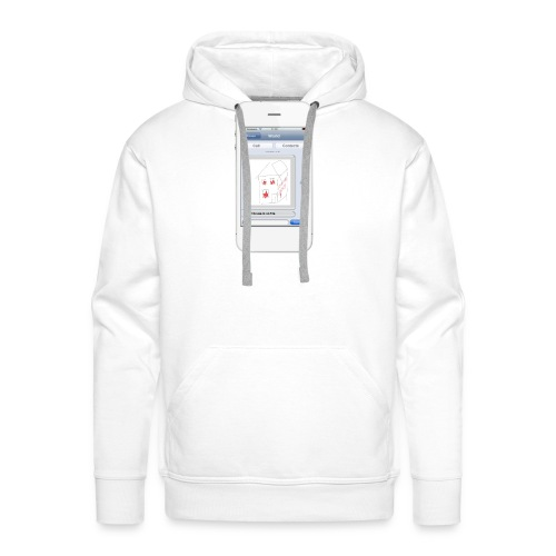 your house is on fire - Männer Premium Hoodie