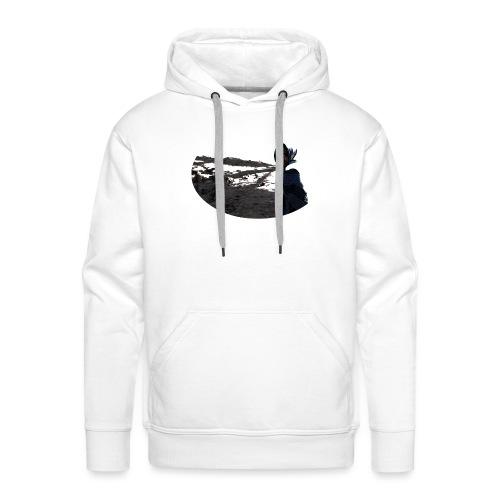 girl-647714xxxx - Sweat-shirt à capuche Premium pour hommes