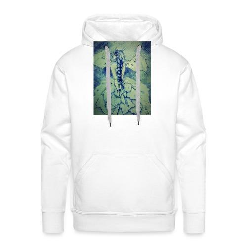 angel - Sudadera con capucha premium para hombre