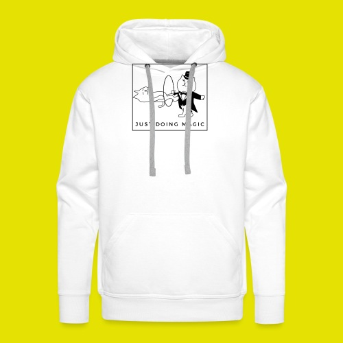 Just doing Magic! - Männer Premium Hoodie