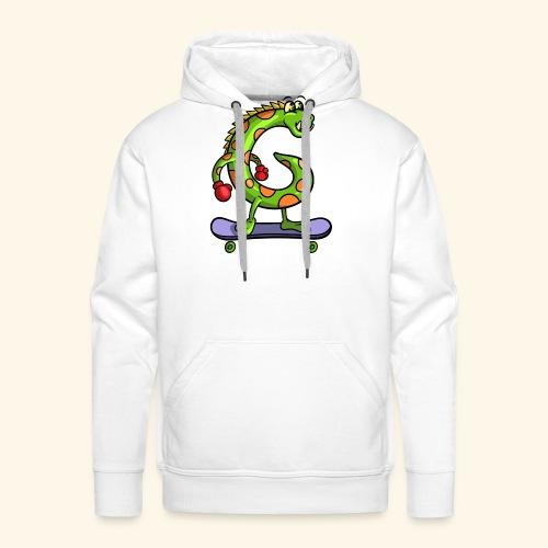 gmonster v 3 0 - Mannen Premium hoodie