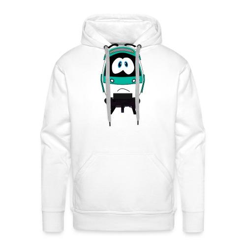 MF77 origine - Sweat-shirt à capuche Premium pour hommes