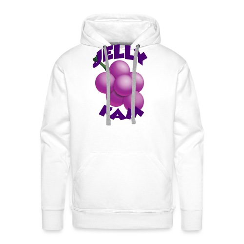 JellySquad - Herre Premium hættetrøje