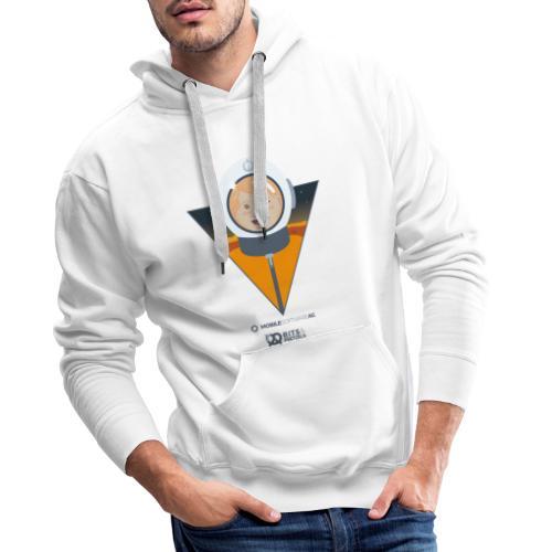 Bits18 - Cosmonaut - Männer Premium Hoodie