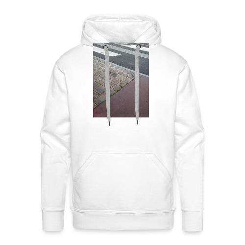 grounds - Sweat-shirt à capuche Premium pour hommes