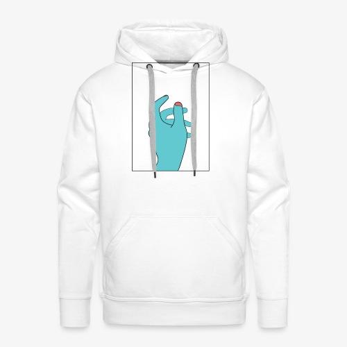 Hold Me - Mannen Premium hoodie