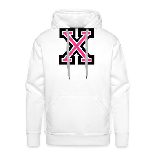 X Collegestyle 2C - Männer Premium Hoodie