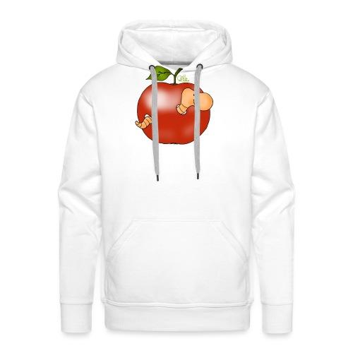 Apfelwurm im Royal Tenroy - Männer Premium Hoodie