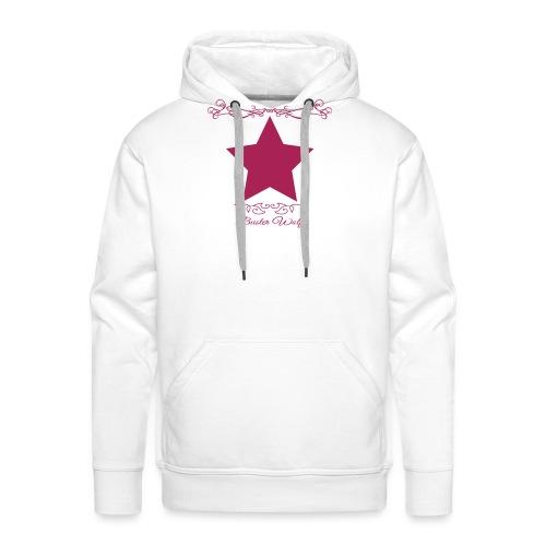 star 2018 - Sweat-shirt à capuche Premium pour hommes