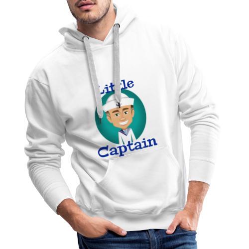 Little Captain - Männer Premium Hoodie