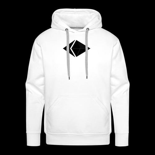 Ethereum Fast - Sweat-shirt à capuche Premium pour hommes