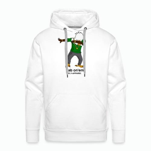dabvorne2 - Männer Premium Hoodie