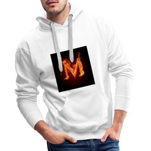 Oud logo Trui Mannen - Mannen Premium hoodie